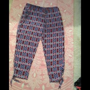 Cato multicolored pants